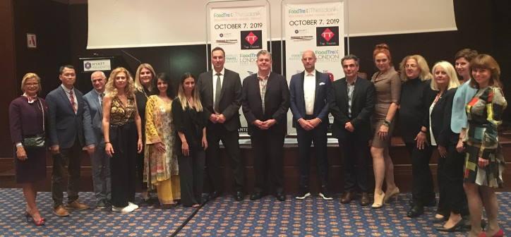 Διεθνές Summit Γαστροτουρισμού FOODTREX Θεσσαλονίκη