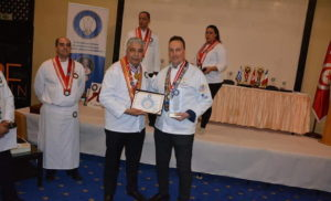 Συμμετοχή στον 2ο Διαγωνισμό Concours Ezzeddine Sarraj στην Τυνησία